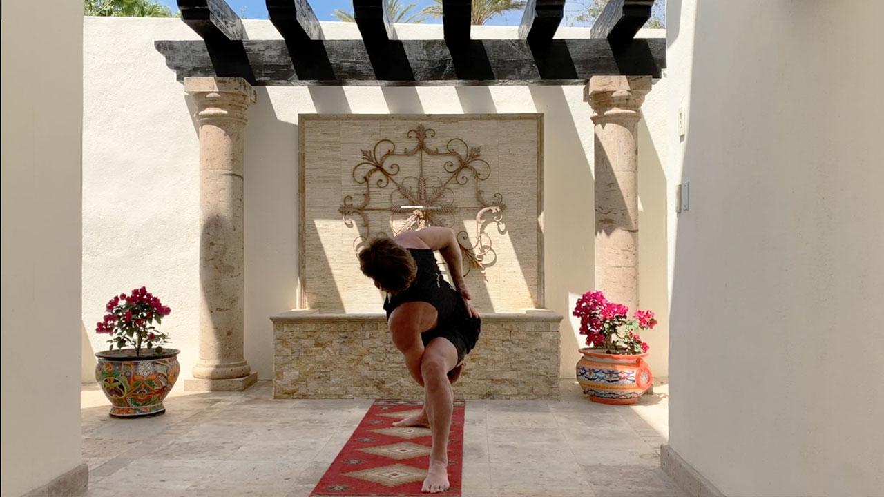 Drishti Beats Yoga On Demand
