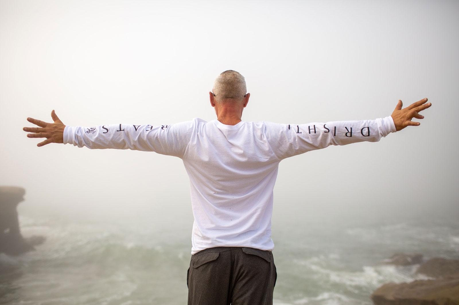 long sleeve yoga tops