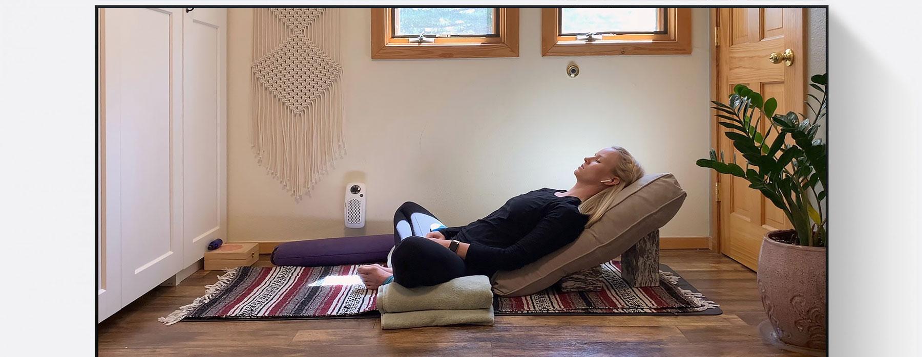 Restorative-Yoga-Course